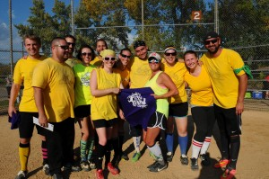 2014 Kickball Champs - Competitive Division - Summertime Brew