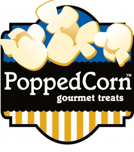 Popped Corn - Logo